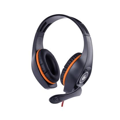 Gaming Headset Gembird (GHS-05-O) (GEMGHS05O)