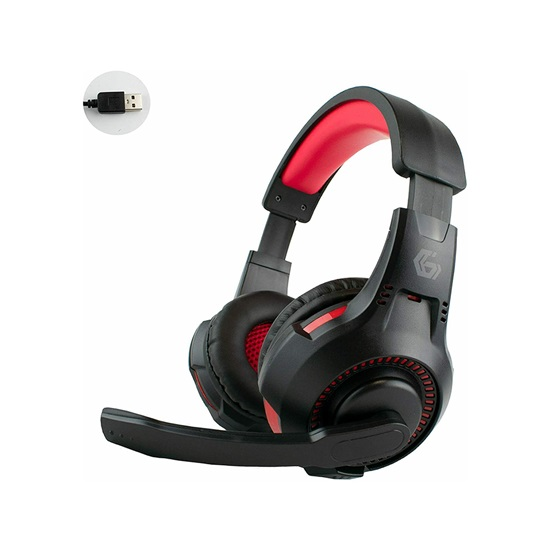 Gaming Headset Gembird (GHS-U-5.1-01) (GEMGHSU5101)