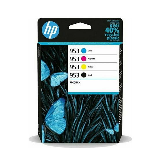 HP Μελάνι Inkjet 953 4-Pack CMYK (6ZC69AE) (HP6ZC69AE)