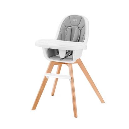Kinderkraft Feeding Chair Tixi Grey (KKKTIXIGRY0000)