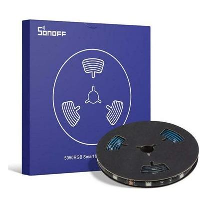 Sonoff Αδιάβροχη Ταινία LED SMD5050 12V RGB 5m (5050RGB-5M) (SON5050RGB-5M)