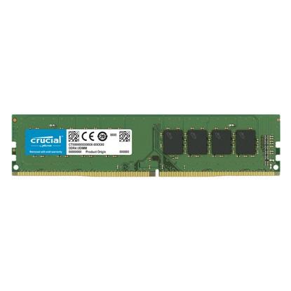 Crucial RAM 16GB DDR4-2666Mhz UDIMM (CT16G4DFRA266) (CRUCT16G4DFRA266)