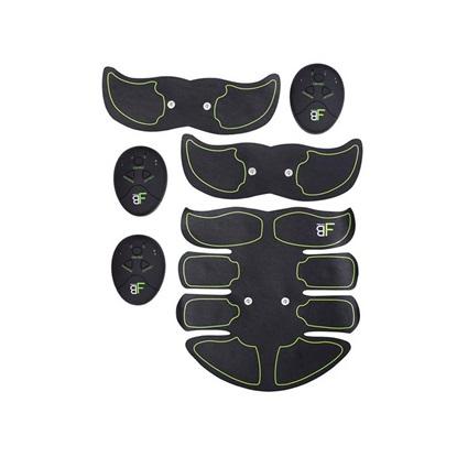 Συσκευή Παθητικής Εκγύμνασης για Κοιλιακούς και Χέρια με Τεχνολογία EMS Electro BF (BF17-22-271) (ELEBF1722271)