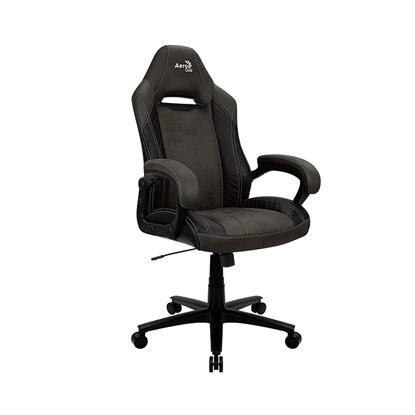Aerocool BARON Lite Universal gaming chair Padded seat Black (AERO-BARON-LITE-BK)
