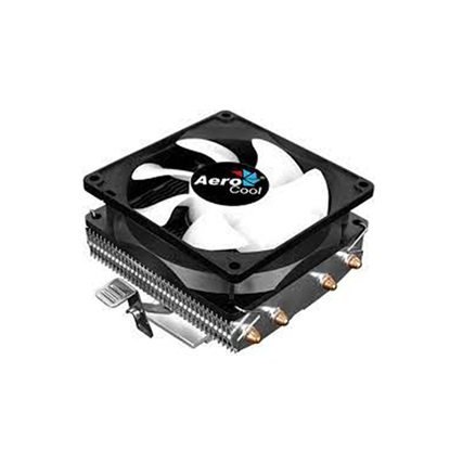 Aerocool Air Frost 2 Processor Cooler 9 cm Black (AEROPGSAIR-FROST2-FR)