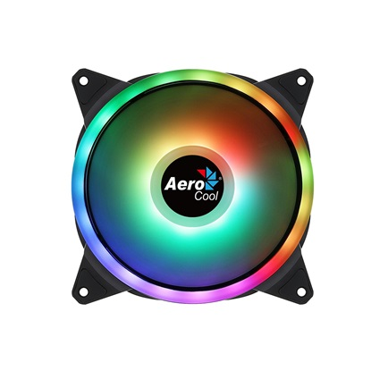Aerocool Fan PGS Duo 14 ARGB 6Pin 140mm (AEROPGSDUO14ARGB-6P)