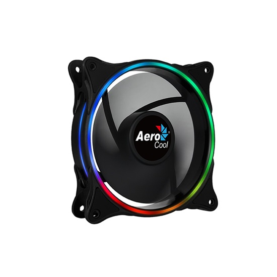 Aerocool Eclipse 12 Computer case Cooler 12 cm Black (AEROPGSECLIPSE12ARGB)