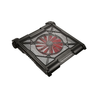 Aerocool Strike X X1 notebook cooling pad 48.3 cm (19 ) Black Red (AEROSTRIKE-X-X1)
