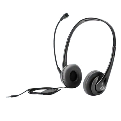 HP Stereo 3.5mm Headset (T1A66AA) (HPT1A66AA)