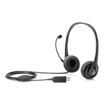 HP Stereo USB Headset (T1A67AA) (HPT1A67AA)