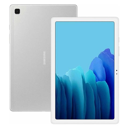 "Samsung Tablet Galaxy Tab A7 10.4"" T505 Silver 4G LTE (SM-T505NZSA) (SAMSM-T505NZSA)"