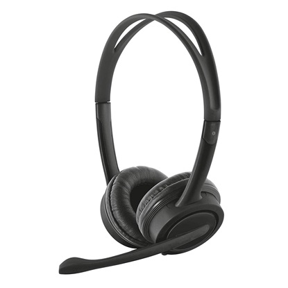 Trust Mauro USB Headset for PC and laptop (17591) (TRS17591)
