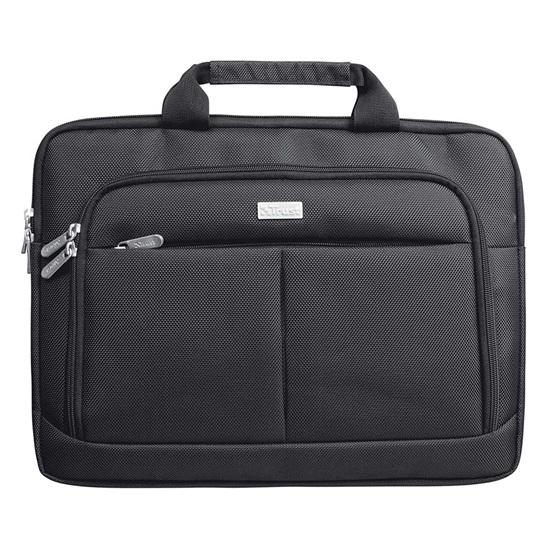 """Trust Sydney Slim Bag for 14"""" laptops - black (19761) (TRS19761)"""