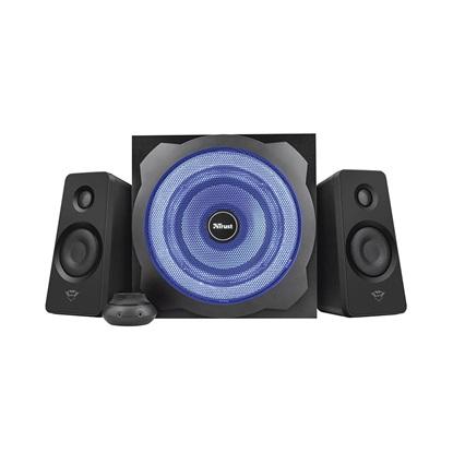 Trust GXT 628 Tytan 2.1 Illuminated Speaker Set (20562) (TRS20562)