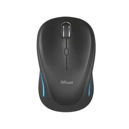 Trust Yvi FX Wireless Mouse - black (22333) (TRS22333)