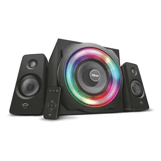 Trust GXT 629 Tytan RGB Illuminated 2.1 Speaker Set (22944) (TRS22944)