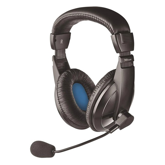 Trust Quasar Headset for PC and laptop (21661) (TRS21661)