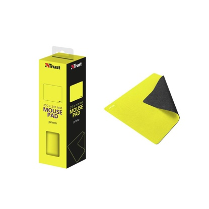 Trust Primo Mouse pad - summer yellow (22760) (TRS22760)
