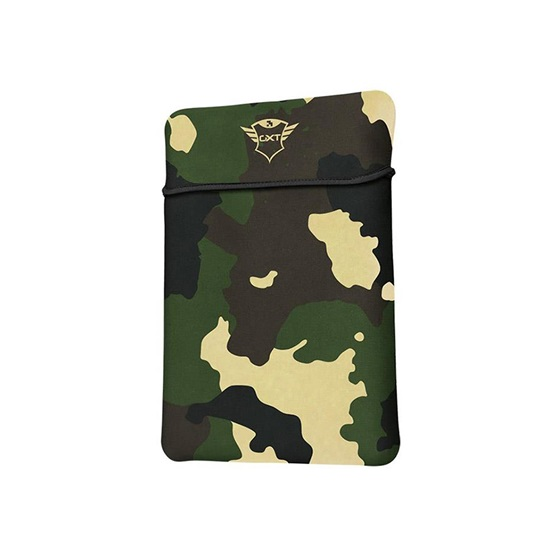 "Trust GXT 1244 Lido Sleeve for 17.3"" Laptops - jungle camo (23246) (TRS23246)"