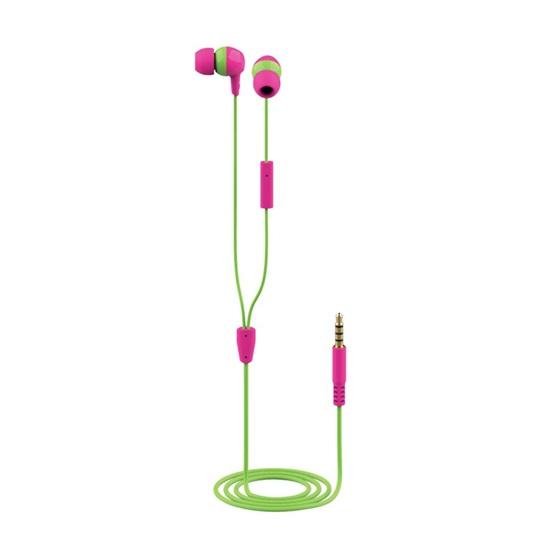 Trust Buddi Kids In-Ear Headphones - pink (23420) (TRS23420)