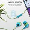 Trust Buddi Kids In-Ear Headphones - blue (23421) (TRS23421)