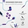 Trust Buddi Kids In-Ear Headphones - purple (23422) (TRS23422)