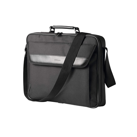 """Trust Atlanta Carry Bag for 16"""" laptops - black (21080) (TRS21080)"""