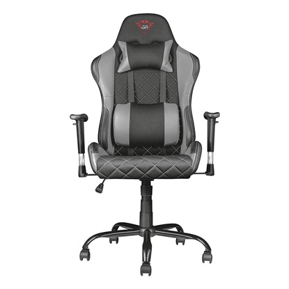 Trust GXT 707G Resto Gaming Chair - grey (22525) (TRS22525)