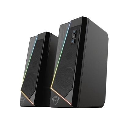 Trust GXT 609 Zoxa RGB Illuminated Speaker Set (24070) (TRS24070)