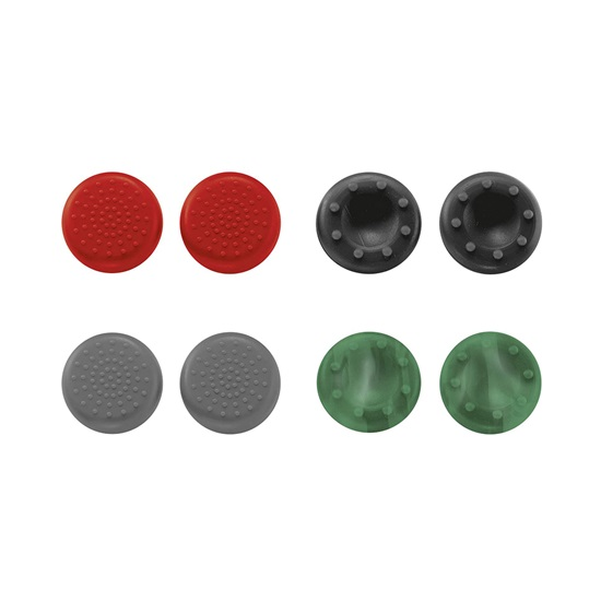 Trust GXT 262 Thumb Grips 8-pack for PS4 controllers (20814) (TRS20814)