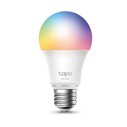Smart Wi-Fi Light Bulb TP-Link Tapo L530E E27 8.7W Dimable Multicolor (L530E) (TPL530E)