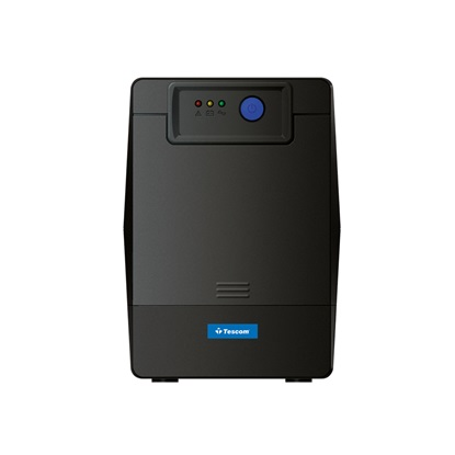 Tescom LED 1.5K UPS Line Interactive (UPS.0225) (TSLED15K)