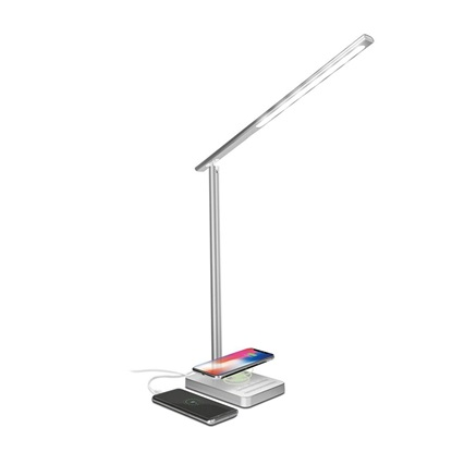 Trust Fuseo Ergonomic LED Task Lamp with wireless charger (22791) (TRS22791)