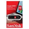 SanDisk Cruzer Glide 64GB USB 2.0 (SDCZ60-064G-B35) (SANSDCZ60-064G-B35)