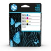 HP Μελάνι Inkjet 903 4-Pack CMYK (6ZC73AE) (HP6ZC73AE)