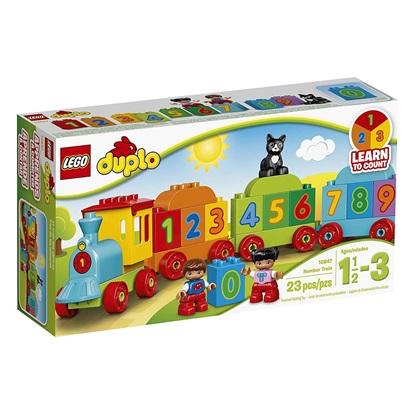 Lego Education Number Train (10847) (LGO10847)