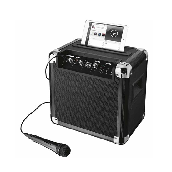 Trust Fiësta Go Bluetooth Wireless Party Speaker (20369) (TRS20369)