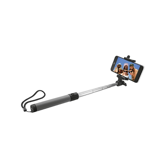 Trust Bluetooth Foldable Selfie Stick - black (21035) (TRS21035)