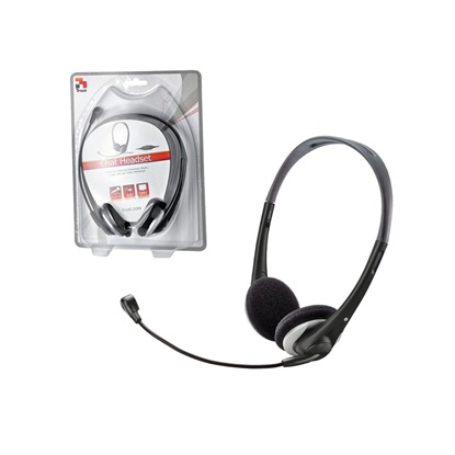 Trust Ziva Chat 3.5mm Headset (21517) (TRS21517)