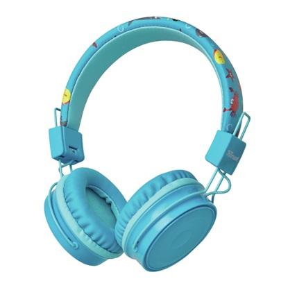 Trust Comi Bluetooth Wireless Kids Headphones - blue (23607) (TRS23607)