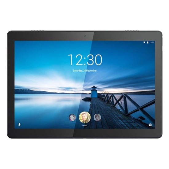 "Lenovo M10 X505L LTE 10.1"" 2GB/32GB Slate Black Bundle + Checkpoint Antivirus (ZA4H0029BG) (LENTB-X505LBU)"