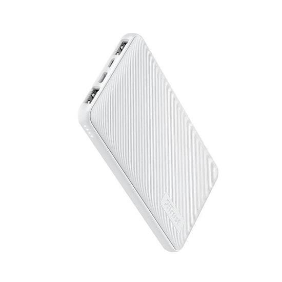 Trust Primo Ultra-thin Powerbank 10.000 mAh - White (23896) (TRS23896)