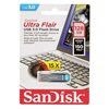 SanDisk Cruzer Ultra Flair USB 3.0 128GB Blue (SDCZ73-128G-G46B) (SANSDCZ73-128G-G46B)