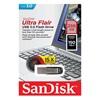 SanDisk Cruzer Ultra Flair USB 3.0 256GB (SDCZ73-256G-G46) (SANSDCZ73-256G-G46)