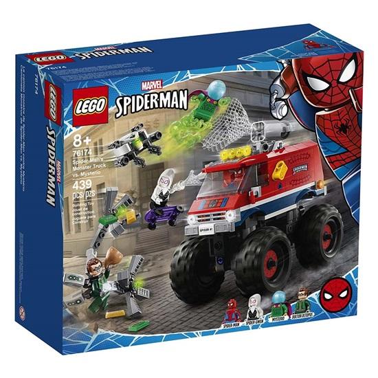 Lego Super Heroes: Spider-Man's Monster Truck vs. Mysterio (76174) (LGO76174)