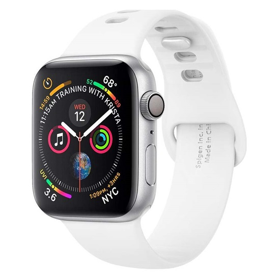 Spigen Air Fit Apple Watch 40mm / 38mm Band – White (061MP25407)