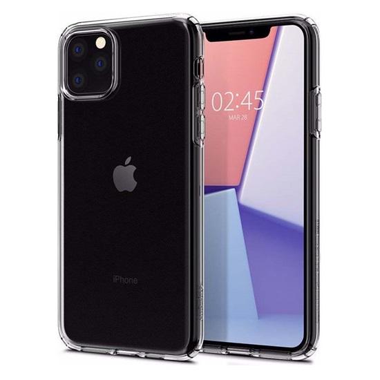 Spigen Liquid  Crystal iPhone 11 Pro Max Crystal Clear (075CS27129)