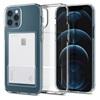 Spigen Crystal Slot Iphone 12/12 Pro Crystal Clear (ACS02576) (SPIACS02576)