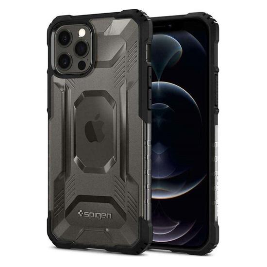 Spigen Nitro Force iPhone 12/12 Pro Matte Black (ACS02637)