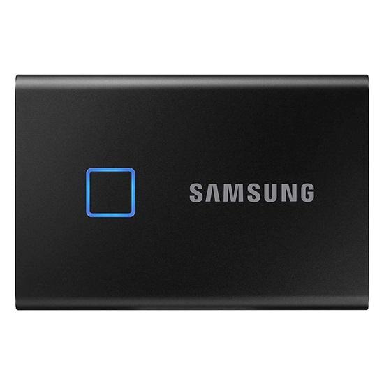 Samsung Portable SSD T7 Touch USB 3.2 2TB (MU-PC2T0K/WW) (SAMMU-PC2T0K/WW)